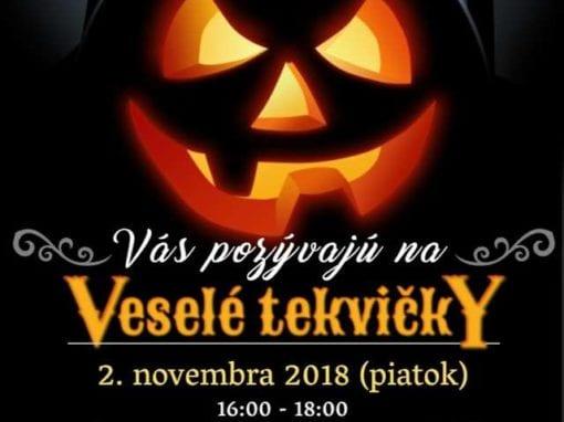 2.11.2018 – VESELÉ TEKVIČKY, Tisovec