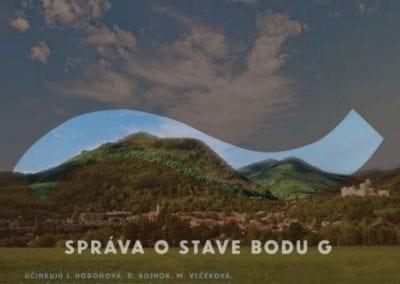 16. 11. 2018 – SPRÁVA O STAVE BODU G – divadelné predstavenie, Tisovec