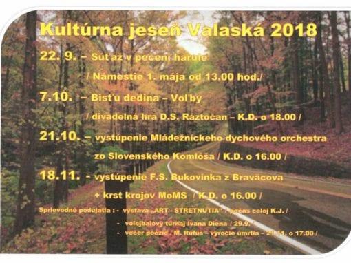 18.11.2018 BUKOVINKA, Valaská
