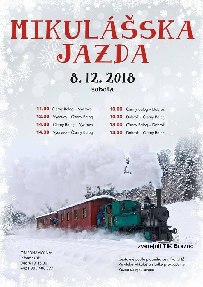 8.12.2018, MIKULÁŠSKA JAZDA, Čierny Balog