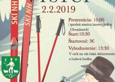 2.2.2019 ŤATLIAKOV SKIALP, Valaská