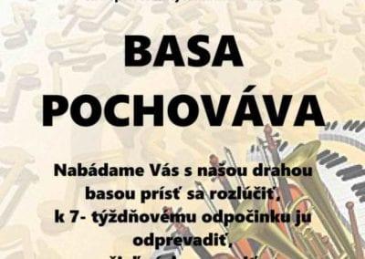 2. 3. 2019 BASA POCHOVÁVA, Tisovec