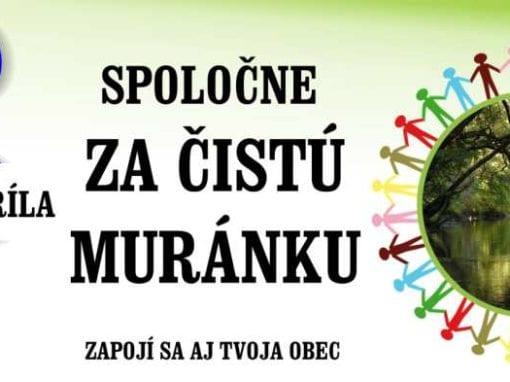 26. – 27.4.2019 SPOLOČNE ZA ČISTÚ MURÁNKU, Národný park Muránska planina