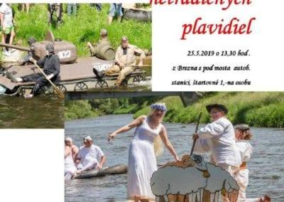 25.5.2019 SPLAV NETRADIĆNÝCH PLAVIDIEL, Valaská