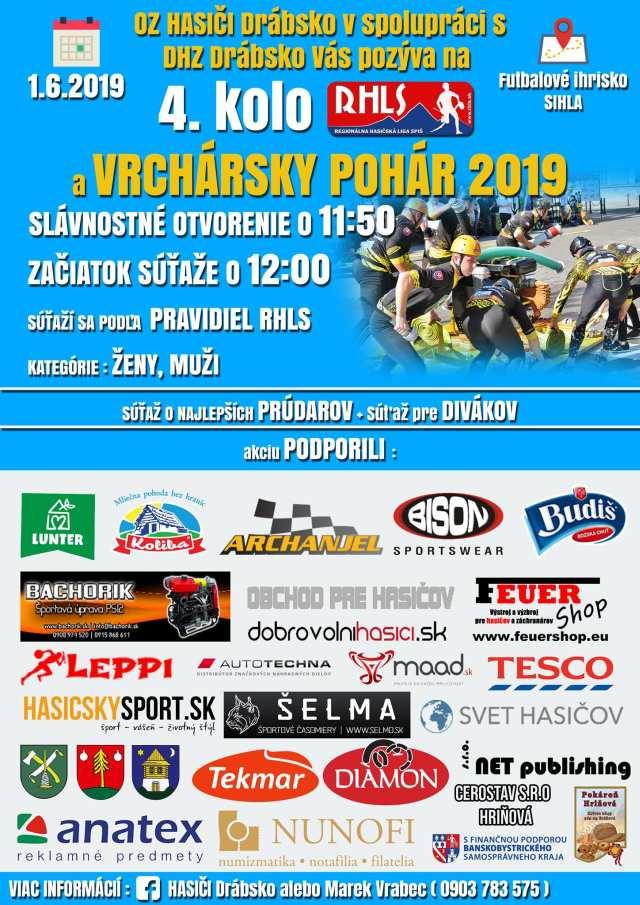 1.6.2019 VRCHÁRSKY POHÁR, Drábsko