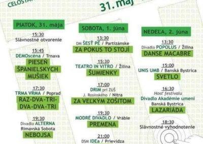 31.5.-2.6.2019 FEDIM, Tisovec