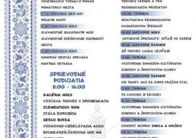 28.-29.6.2019 DNI MESTA, Tisovec