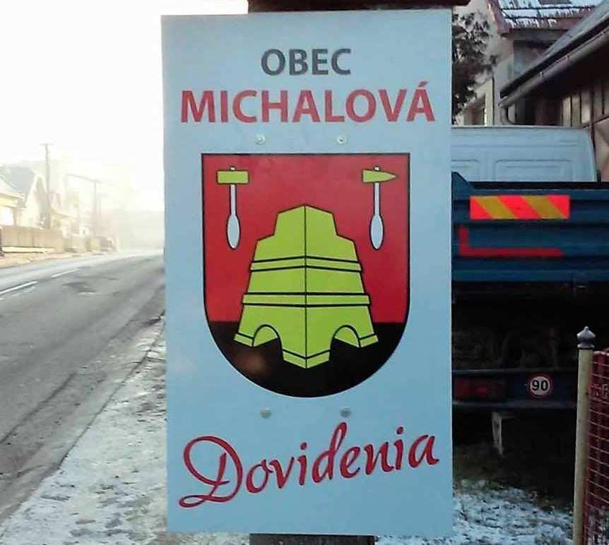 Obec Michalová
