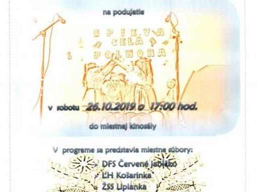 Spieva celá Polhora, Pohronská Polhora