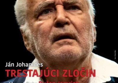 Trestajúci zločin – v hlavnej úlohe Dušan Jamrich, Tisovec