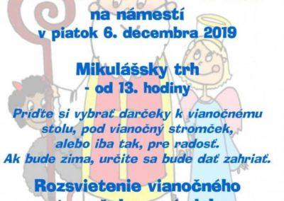 Mikulášsky deň, Tisovec