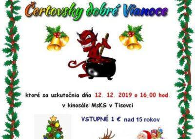 Čertovsky dobré Vianoce, Tisovec