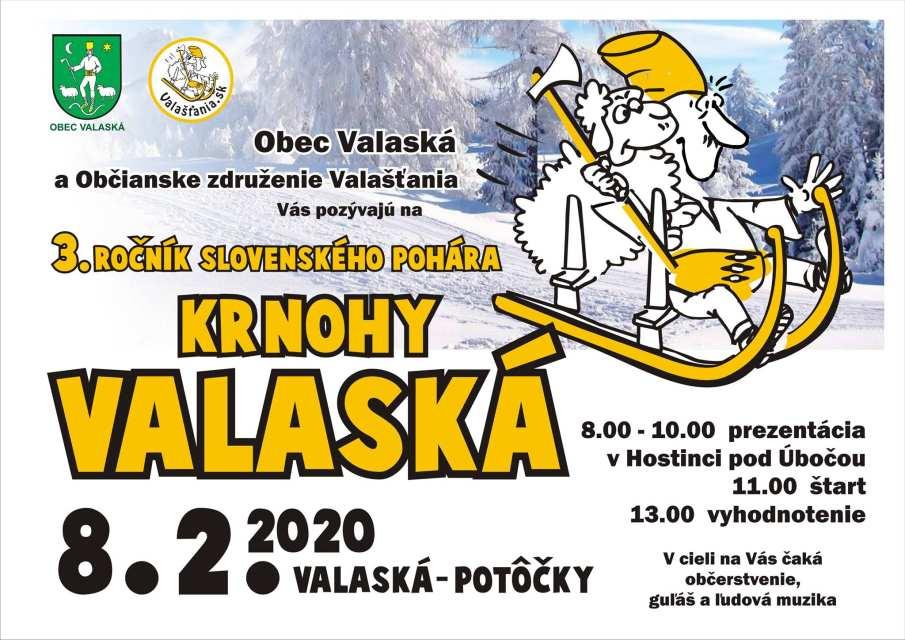 3. ročník slovenského pohára Krnohy Valaská