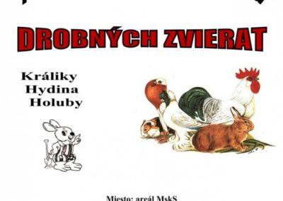 XIV. propagačná výstava Slovenského zväzu chovateľov v Tisovci